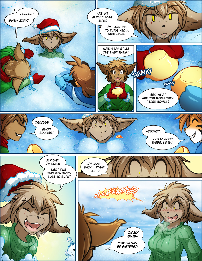 Twokinds 15 Years On The Net